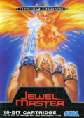 Jewel Master Genesis Front Cover
