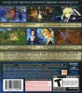 Eternal Sonata PlayStation 3 Back Cover
