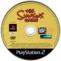 The Simpsons Game PlayStation 2 Media