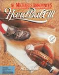 HardBall III DOS Front Cover