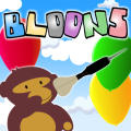 Bloons iPhone Front Cover