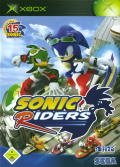 Sonic Riders Xbox Front Cover