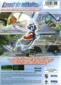 Sonic Riders Xbox Back Cover