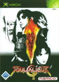 SoulCalibur II Xbox Front Cover
