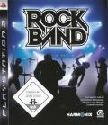 Rock Band PlayStation 3 Front Cover