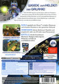 Spore: Galactic Adventures Macintosh Back Cover