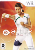 EA SPORTS Active Wii Other Keep Case - Front