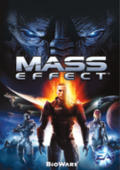 Mass Effect Windows Front Cover