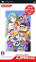 Twinbee Portable PSP Front Cover