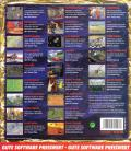 Gold Games 2 DOS Back Cover