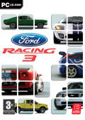 Ford Racing 3 Windows Front Cover