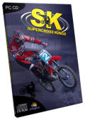 Supercross Kings Windows Front Cover