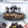 Company of Heroes: Tales of Valor Windows Front Cover