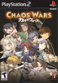 Chaos Wars PlayStation 2 Front Cover