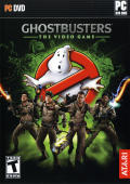 Ghostbusters: The Video Game Windows Front Cover