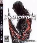 Prototype PlayStation 3 Front Cover