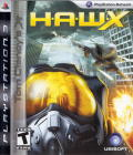 Tom Clancy's H.A.W.X PlayStation 3 Front Cover