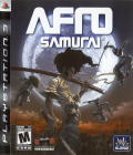 Afro Samurai PlayStation 3 Other Keep Case - Front