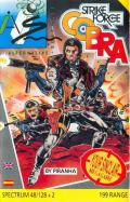 Strike Force: Cobra ZX Spectrum Front Cover