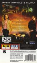 Harry Potter and the Goblet of Fire PSP Back Cover