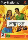 SingStar Latino PlayStation 2 Front Cover
