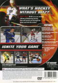 NHL Hitz 20-03 PlayStation 2 Back Cover