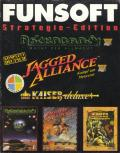 Funsoft: Strategie-Edition DOS Front Cover