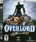 Overlord II PlayStation 3 Front Cover