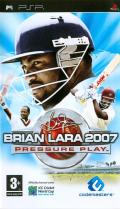 Brian Lara 2007: Pressure Play PSP Front Cover