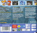 Power Stone 2 Dreamcast Back Cover