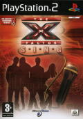 The X Factor Sing PlayStation 2 Front Cover