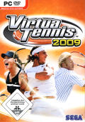 Virtua Tennis 2009 Windows Front Cover
