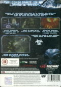 Area-51 PlayStation 2 Back Cover