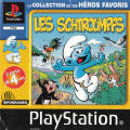 The Smurfs PlayStation Front Cover