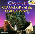 Wizardry: Crusaders of the Dark Savant DOS Front Cover