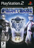Fightbox PlayStation 2 Front Cover