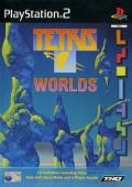 Tetris Worlds PlayStation 2 Front Cover