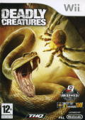 Deadly Creatures Wii Front Cover