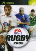 Rugby 2005 Xbox Front Cover