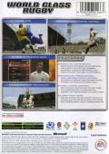 Rugby 2005 Xbox Back Cover