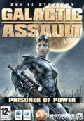Galactic Assault: Prisoner of Power Macintosh Front Cover