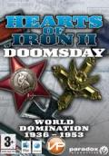Hearts of Iron II: Doomsday Macintosh Front Cover
