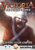 Victoria: Revolutions Macintosh Front Cover