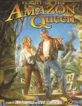 Flight of the Amazon Queen DOS Other Box - Front