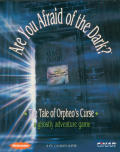 Are You Afraid of the Dark? The Tale of Orpheo's Curse DOS Front Cover