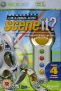 Scene It? Lights, Camera, Action Xbox 360 Front Cover