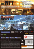 Fallout 3: Game Add-on Pack - The Pitt and Operation: Anchorage Windows Back Cover