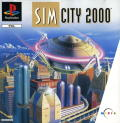 SimCity 2000 PlayStation Front Cover