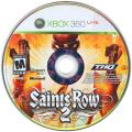 Saints Row 2 Xbox 360 Media