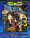 Micro Machines V3 Windows Front Cover
